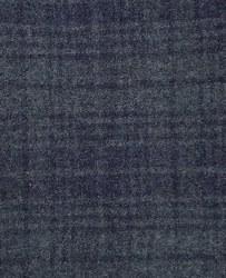 Wool Blueberry Plaid