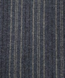 Wool Coverall Blue Yardage
