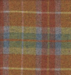 Wool Confetti Plaid Yardage