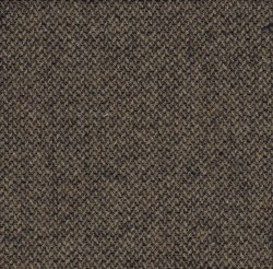 "Wool 9"" x 28"" Black Orchid"