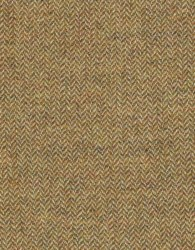 "Wool 9"" x 28"" Gold Herringbone"