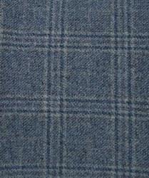 Wool Something Blue Yardage