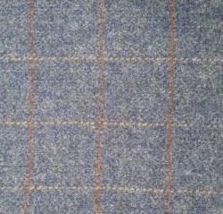 """Wool 18"""" x 28"""" Bluejean Baby"""