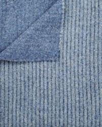 "Wool 9"" x 28"" Corduroy Blues"