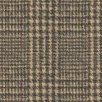 "Wool 18"" x 28"" Buttermilk Basin Blue Green Plaid"