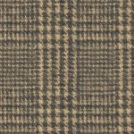 "Wool 9"" x 28"" Buttermilk Basin Blue Green Plaid"