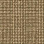 """Wool 18"""" x 28"""" Buttermilk Basin Tan Plaid"""
