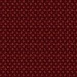 "Wool 9"" x 28"" Buttermilk Basin Red Honeycomb"