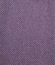 "Wool 9"" x 28"" Violet Honeycomb"