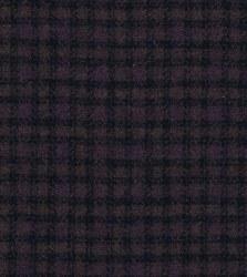 Wool Purple Rain Yardage