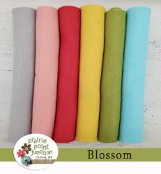 Blossom Wool Felt Bundle