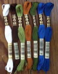 Wool Bundle -Boys/Dirt Floss