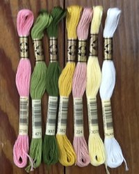 Wool Breath Spring Floss