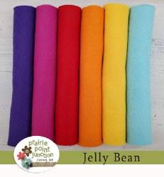 Jelly Bean Wool Felt Bundle