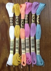 Wool Bundle May Day Floss