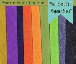 Wool Bundle - Monster Mash