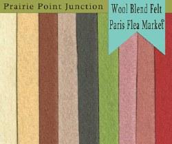 Wool Bundle Paris Flea Market