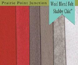 Wool Bundle - Shabby Chic