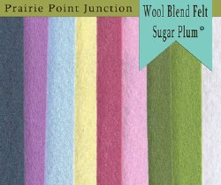 Wool Bundle -Sugar Plum