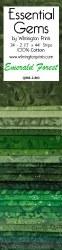 Essential Gems Emerald Forest