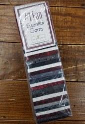 Essential Gems Black Burgundy