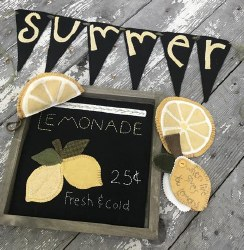 When Life gives You Lemons Sew