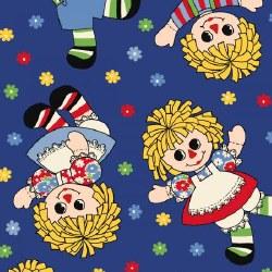 Holly's Dollies Raggedy Ann Bl
