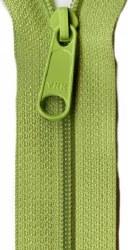 "Zipper 24"" Handbag Lime"