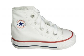 CONVERSE Chuck Taylor All Star hi optic white Toddlers Lifestyle Shoes 06.0