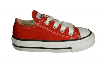 CONVERSE Chuck Taylor All Star ox red Toddlers Shoes 03.0