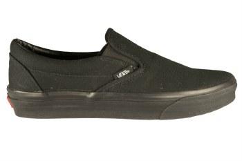 VANS Classic Slip-On black/black Unisex Skate Shoes 04.0