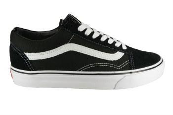 VANS Old Skool black/white Unisex Skate Shoes 05.0