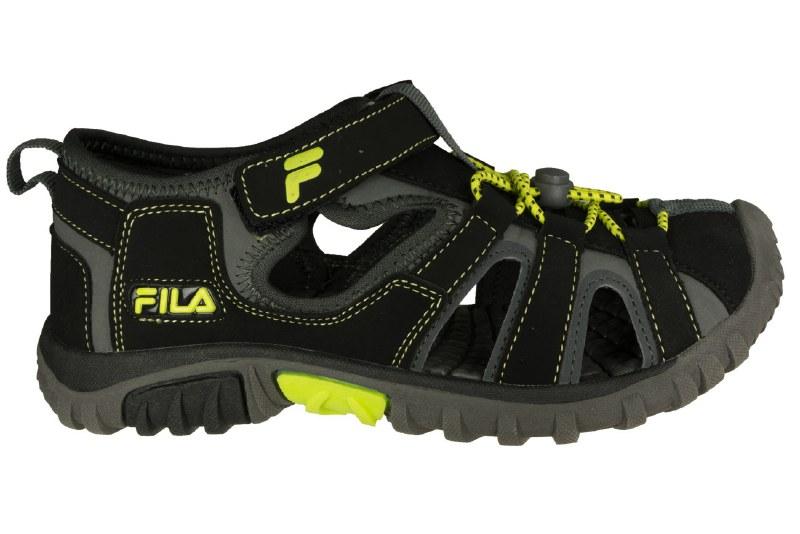 FILA Gripper Lite black/lime punch