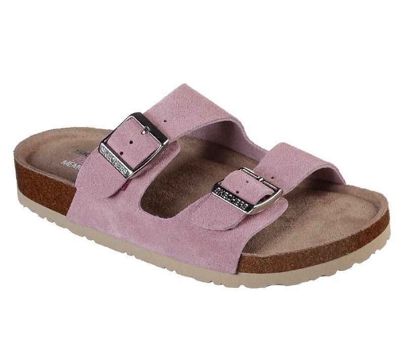 skechers flip flops pink