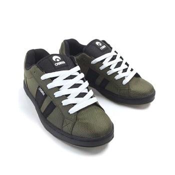 Osirsi Loot Skate shoe Iconic Osiris style Olive Dark gum 5.0
