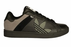 ADIDAS Bankment Evolution black 1/black 1/iron Mens Skate Shoes 12