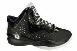 ADIDAS D Rose 773 III black/white/black Mens Basketball Shoes 09.0