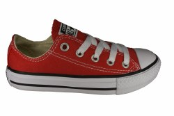 CONVERSE Chuck Taylor All Star Ox red Little Kids Casual Shoes 011.0