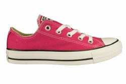CONVERSE Chuck Taylor All Star OX cosmos pink Unisex Classic Casual Shoes 07.0