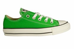 CONVERSE Chuck Taylor All Star OX jungle green Unisex Classic Casual Shoes 11.0