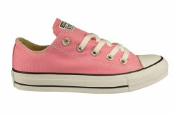 CONVERSE Chuck Taylor All Star OX pink Unisex Classic Casual Shoes 06.0