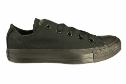 Converse Chuck Taylor All Starr Ox Black Monochrome M5039