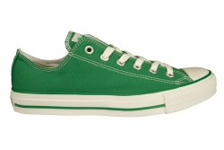 CONVERSE Chuck Taylor All Star ox green Unisex Lifestyle Shoes 13.0