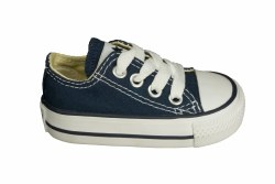 CONVERSE Chuck Taylor All Star ox navy Toddlers Lifestyle Shoes 04.0