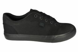 DC Anvil black/black Mens Skate Shoes 08.5