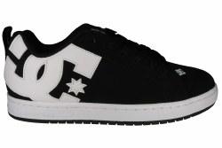 DC Court Graffik black Mens Skate Shoes 08.0