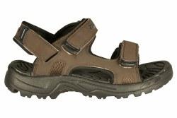 FILA Transition-espresso/black Mens Sandals 08
