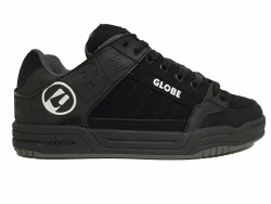 GLOBE Tilt black/black TPR Men's Skate Shoes 09