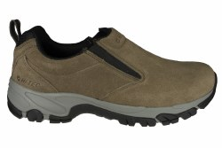 HI-TEC Altitude Moc Suede smokey brown Mens Hiking Shoes 08.0