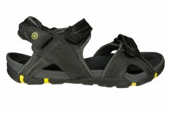 HI-TEC Altitude Strap black/charcoal/sunray Mens Sandals 07.0
